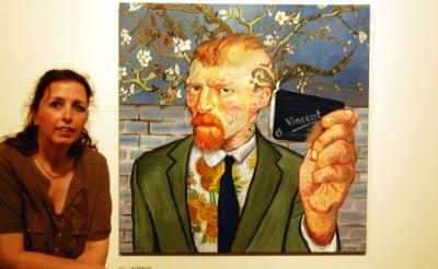 Prijswinnaar dankzij impressie Van Gogh