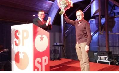 Gouden Tomaat voor SP'er Willem van Meurs