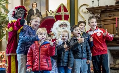 Stapel op Sint verwacht veel aanloop