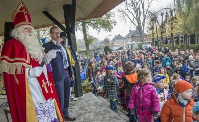Drukke agenda voor Sinterklaas