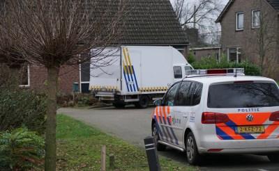 Politie stuit op hennep in Liempde
