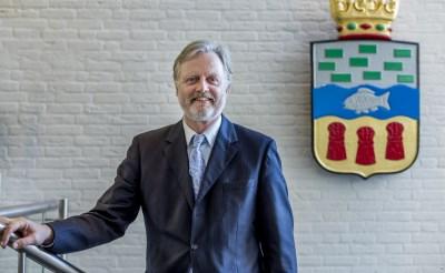 Koninklijke onderscheiding watergraaf Peter Glas