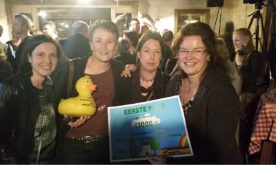 Wendy's & Friends winnen tweede Bokselse Kwis