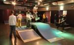 Indoorskatebaan in B-Town