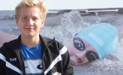 Zwemtalent debuteert op NK