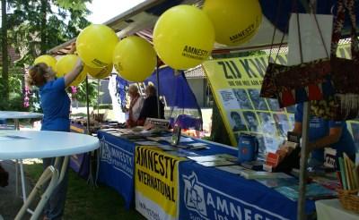 Collectanten Amnesty gezocht in Boxtel