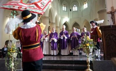 Grubben geïnstalleerd als pastoor