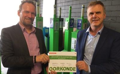 Provincie: lof voor Ecotap Boxtel
