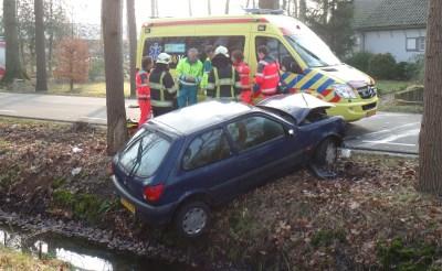 Vrouw gewond bij ongeval Esscheweg