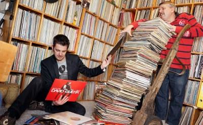 Vinylmarathon in Liempde