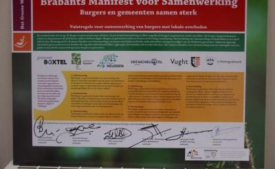 Manifest voor samenwerking