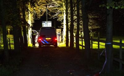 Politie lost waarschuwingsschoten