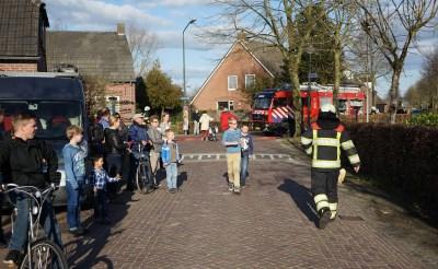 Buitenbrand in Liempde