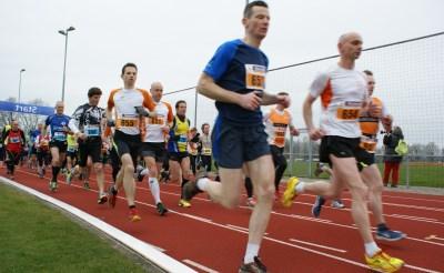 Tony de Groot wint Paasloop