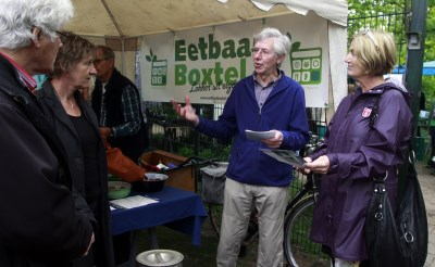Groene Draad: route langs 16 eetbare plekken