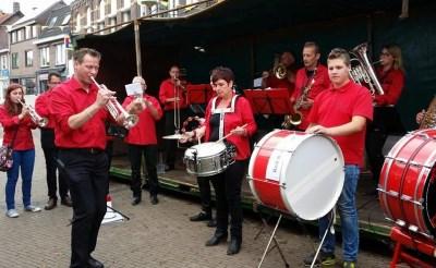 Muziekstraatje in Boxtel
