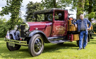 Oldtimerdag van start in Liempde