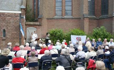 Breukelse kapel heet 'Maria Koningin van de Vrede'
