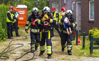 Brandweer Boxtel derde in Oostkapelle