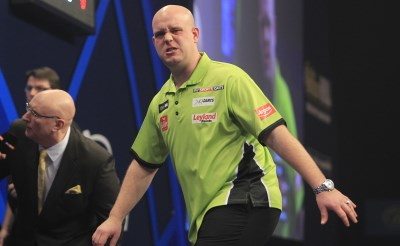 Michael van Gerwen verliest finale Premier League