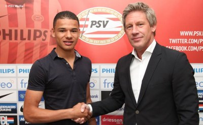 Armando Obispo uit Boxtel tekent contract bij PSV