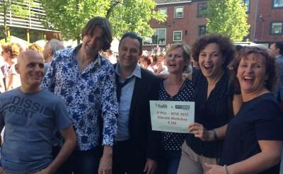 Vocalgroup Mooch wint prijs op korenfestival