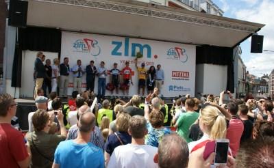 Ster ZLM Toer onderweg naar Boxtel en Liempde