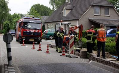 Gaslekkage in Liempde