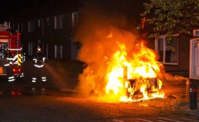 Pyromaan slaat opnieuw toe