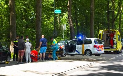 Fietser aangereden op Bosscheweg
