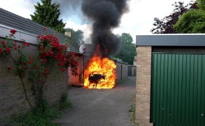 Zesde brand in amper zes dagen