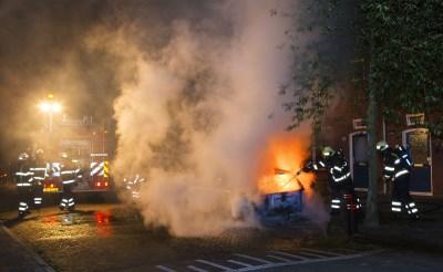 Brandweer schakelt regiokorpsen in
