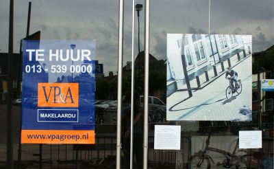 Stef Schellekens exposeert in Croonpassage