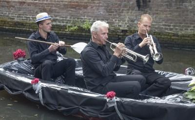 Dommeltheater zoekt muzikanten
