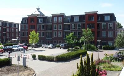 Elisabethsdael: woningen met thuiszorg