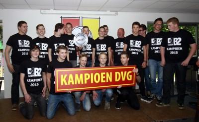 DVG kampt met tekort aan jeugdtrainers