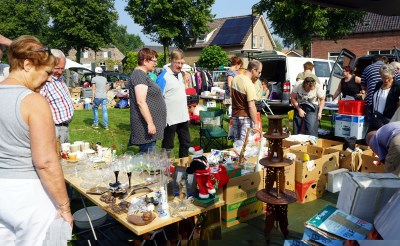 Kofferbaksale in Liempde