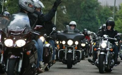 Motorrit bij MC Den Boer
