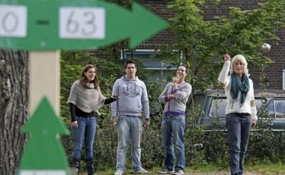 Esch: invasie jeu de boulers