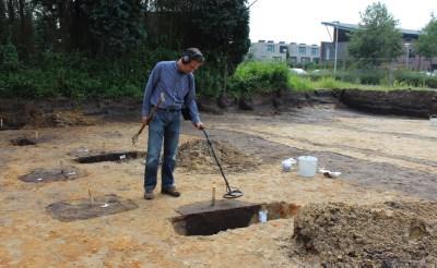 Middeleeuwse waterput in Boxtel