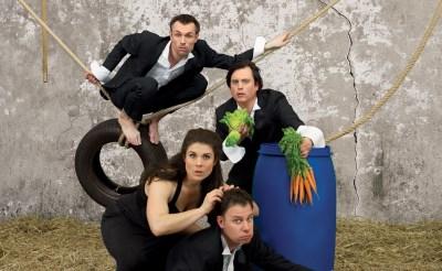 Cabaret Oeloek in Podium Boxtel