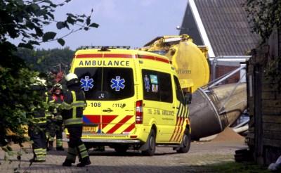 Man overleden na ernstig bedrijfsongeval in Boxtel