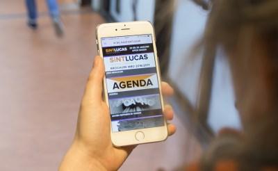 SintLucas lanceert app