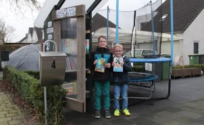 Boeken ruilen in Boxtel-Oost