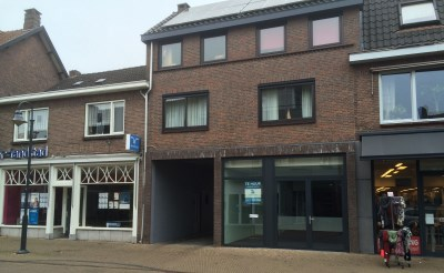 Fairtrade pop-upstore in Boxtel