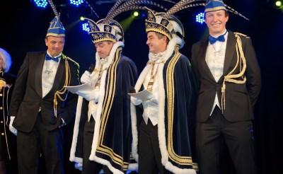 Twee prinsen zwaaien scepter in Liempde