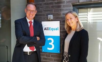 Elke uitzendkracht is gelijk voor AllEqual