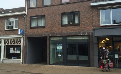 Fairtrade pop-up store in Boxtel