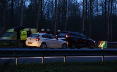 Vertraging door ongeval op A2 bij Liempde