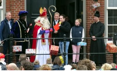Sinterklaas bezoekt Boxtel en Liempde